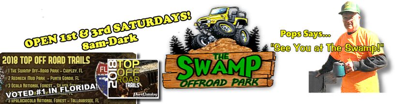 The Swamp Off Road Park